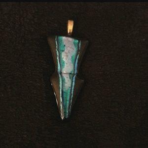 Jewelry - Handmade glass pendant